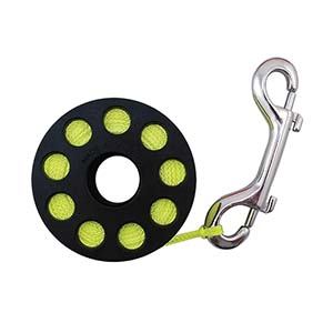 XS Scuba 100' Nylon Finger Spool