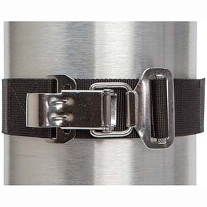 XS Scuba Tank Cam Strap with SS Buckle