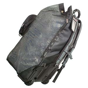 XS Scuba Wheeled Mesh Backpack