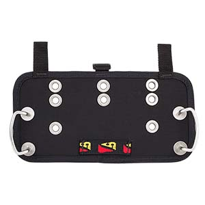 Dive Rite Tech Buttplate