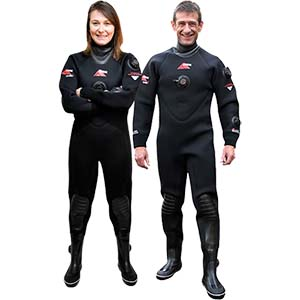 Apollo Dry Suit 4.0 BVS