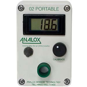 Analox O2 Portable Oxygen Analyzer