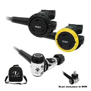 Tusa RS-1001 / SS-0001 Regulator Package