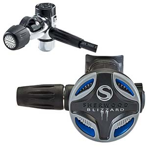 Sherwood Blizzard Pro Regulator