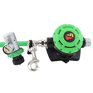 Dive Rite Oxygen Decompression Regulator