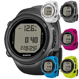 Suunto D4i Novo Air Integrated Wrist Computer