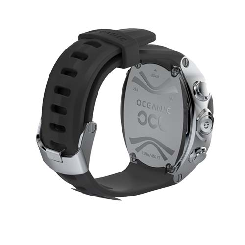 Oceanic ocl dive computer watch wrist dive computers - Oceanic dive equipment ...