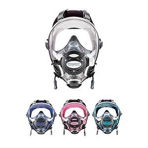 Ocean Reef Space G Divers Full Face Mask