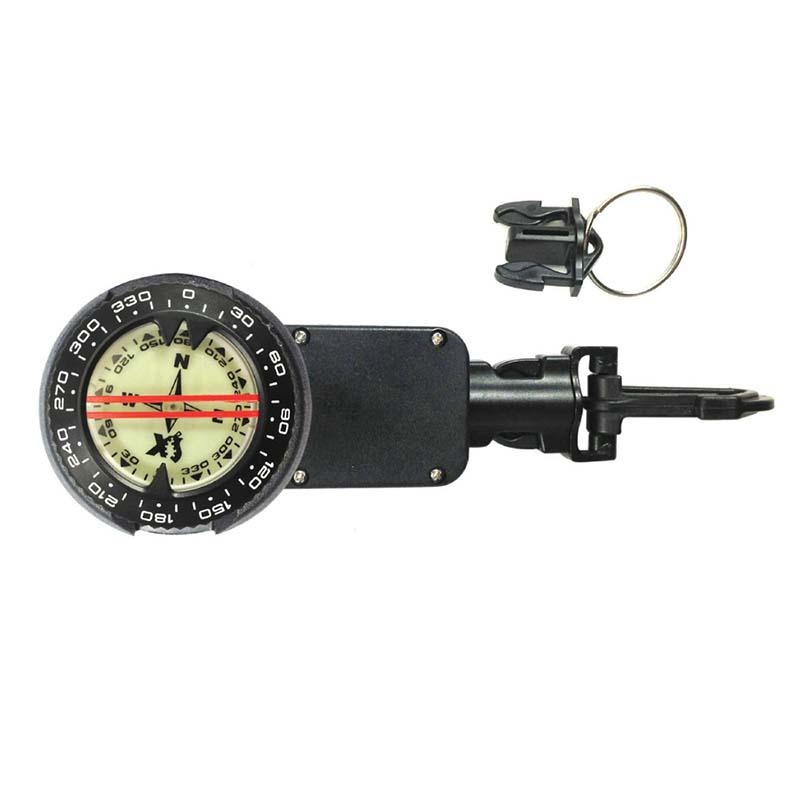 XS Scuba Retractable SuperTilt Compass - Underwater ...