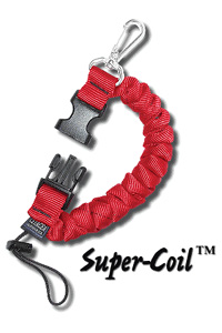 Cetacea CRL3HD Heavy Duty Coiled Lanyard