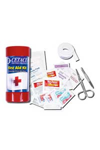 Cetacea First Aid Kit