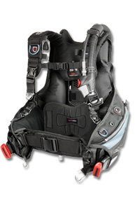 She Dives Hybrid BCD By Mares