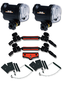 Sea and Sea YS 01 Dual Strobe Package