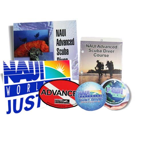 Naui Advanced Scuba Diver Student Education System