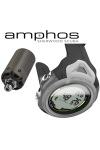 Sherwood Amphos Air Integrated Wrist Computer