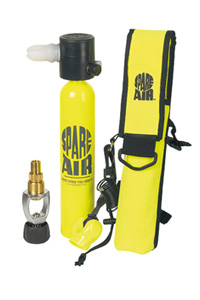 Spare Air Package 3 Cubic Foot