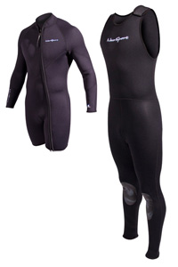 Wetsuits 7mm and Thicker